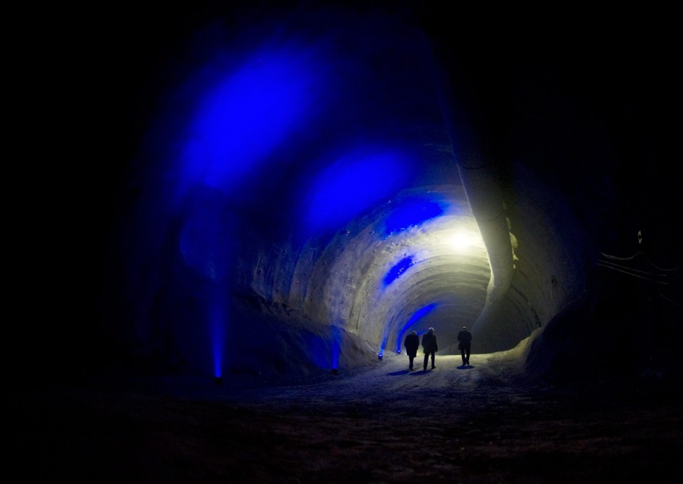 Official start of the tunnel works of the Brenner Base Tunnel, in