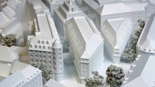 Architektur: Den Zuschlag für den Erweiterungsbau des Hotels Mandarin Oriental erhielt das Münchner Büro Hild und K.