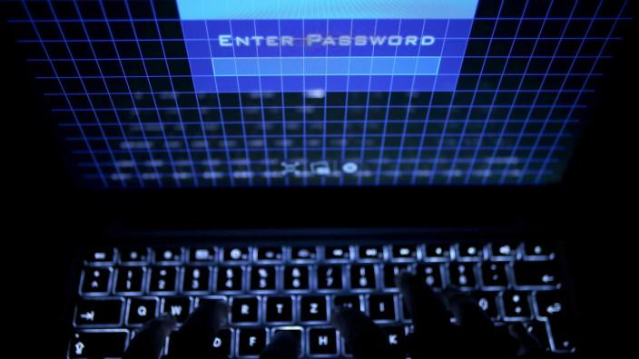 Computerkriminalität Passwort Verschlüsselung