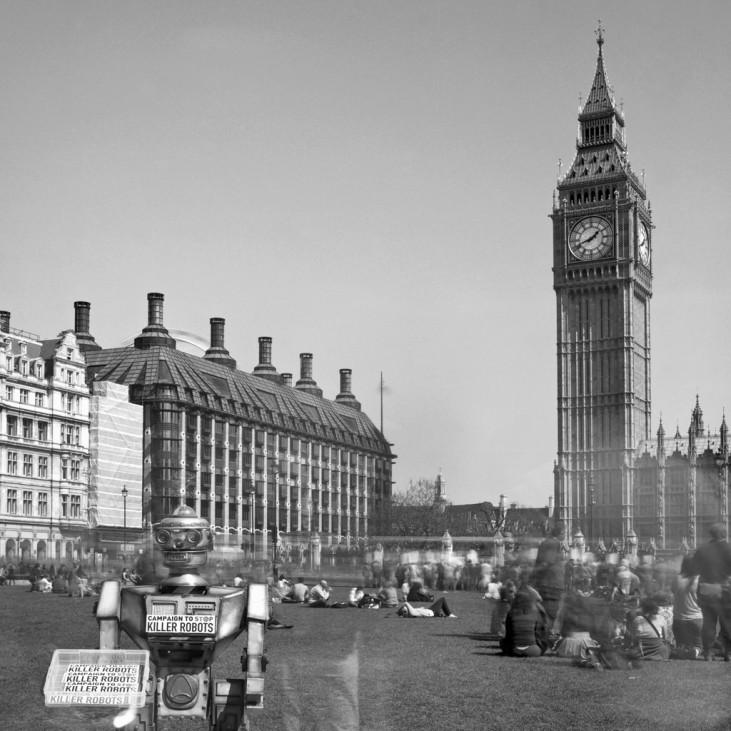 Parliament Square, London, 2013