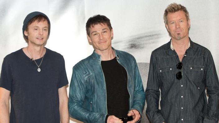 Pk der norwegischen Popband a-ha Berlin