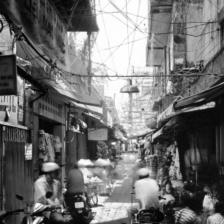 Tống Duy Tân, Saigon, 2014