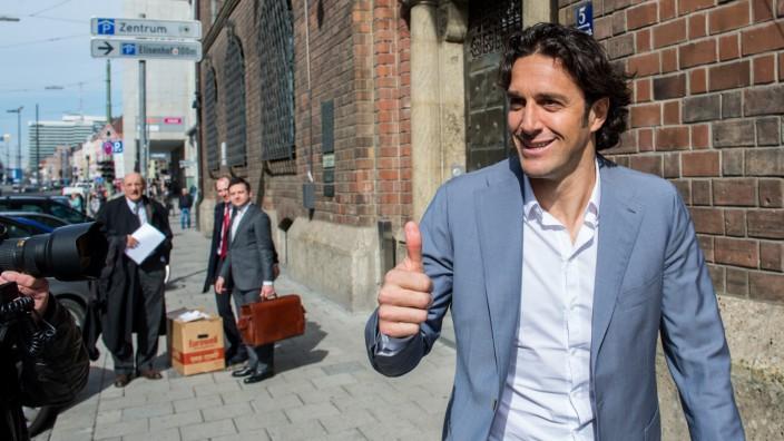 Luca Toni vor Gericht