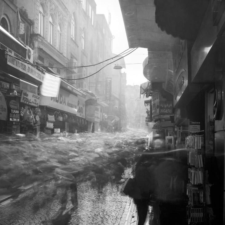 Sabuncu Hanı Sokak, İstanbul, 2014