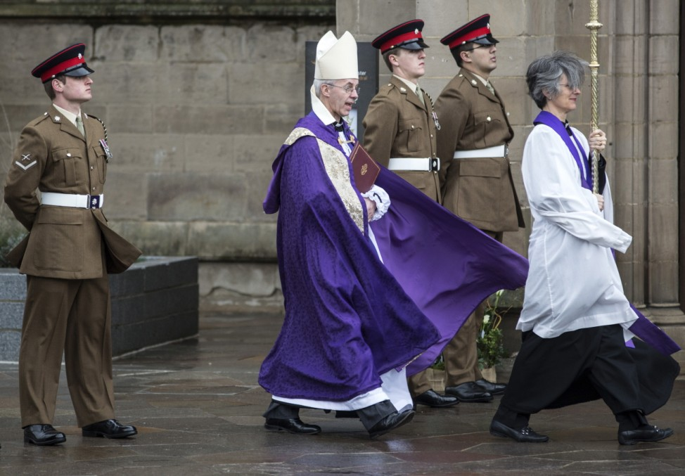 The Remains Of King Richard III Are Finally Laid To Rest