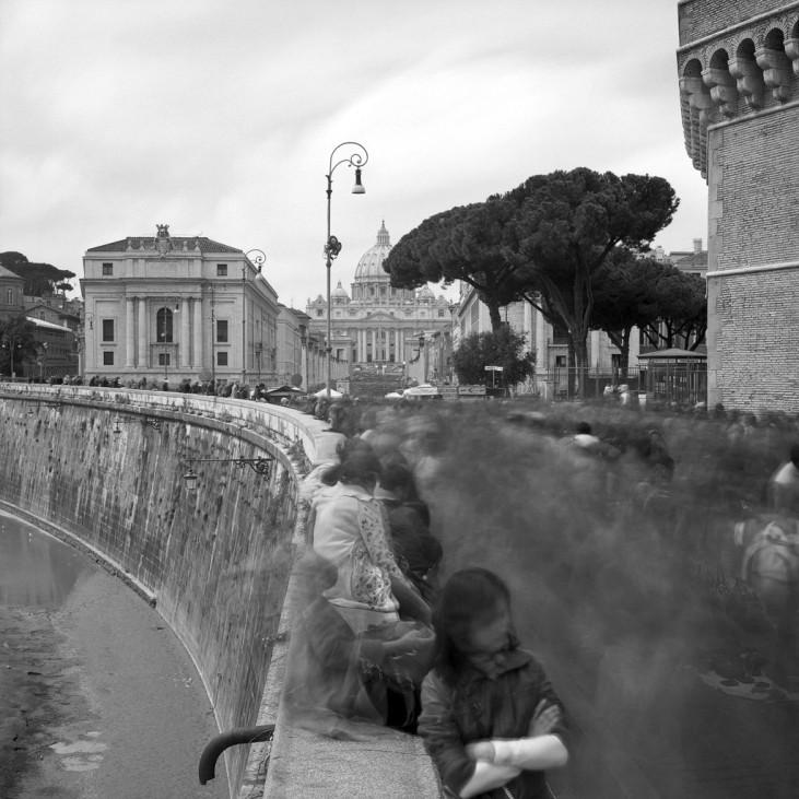 Via della Conciliazione, Rom, 2013