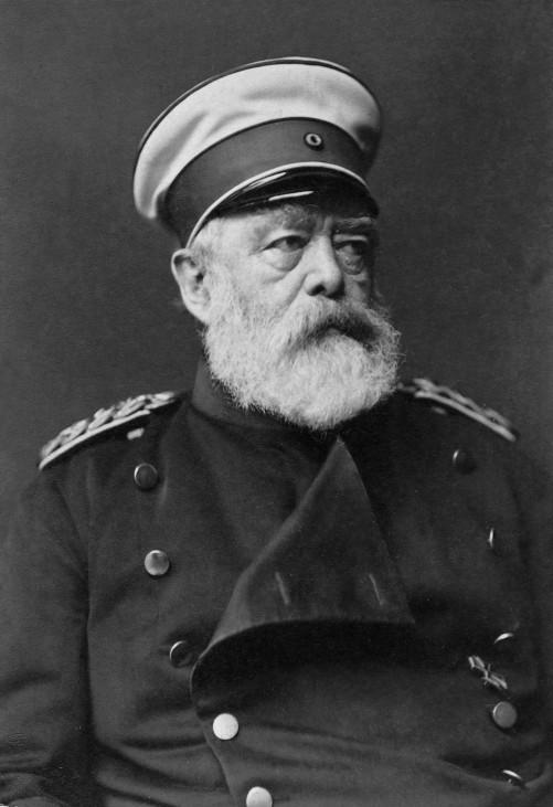 Otto von Bismarck, 1883