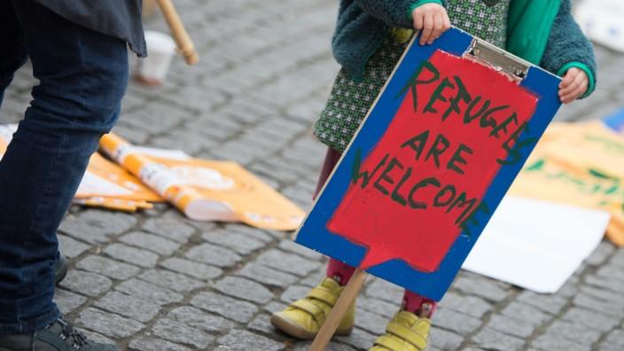 Globaler Tag gegen Rassismus in Berlin
