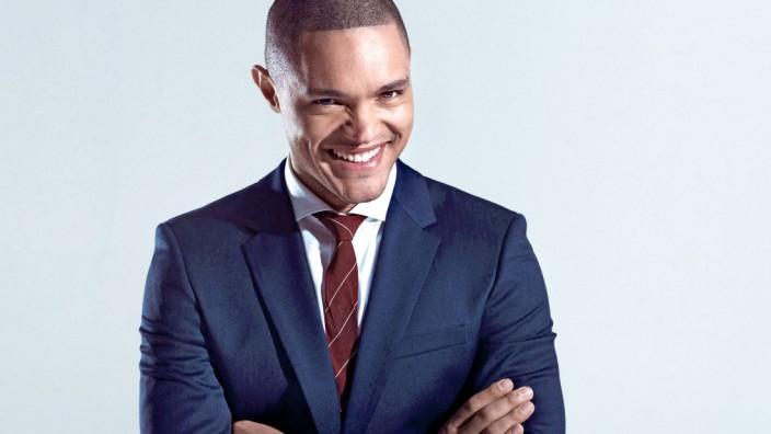Comedy Central names Trevor Noah next host of 'The Daily Show'