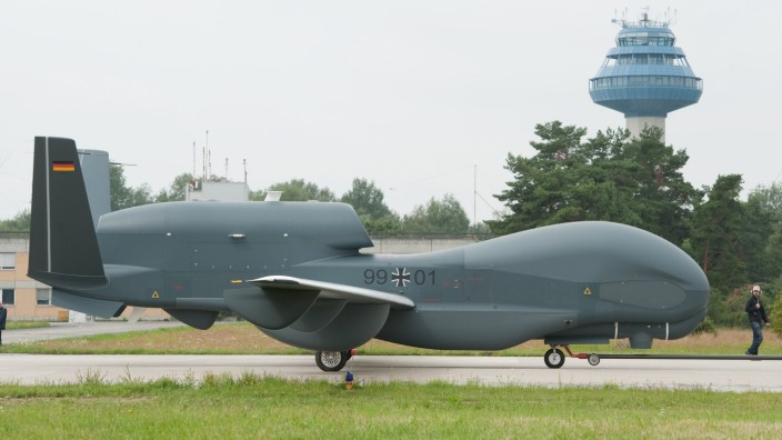 "Drohne ´Euro Hawk"""