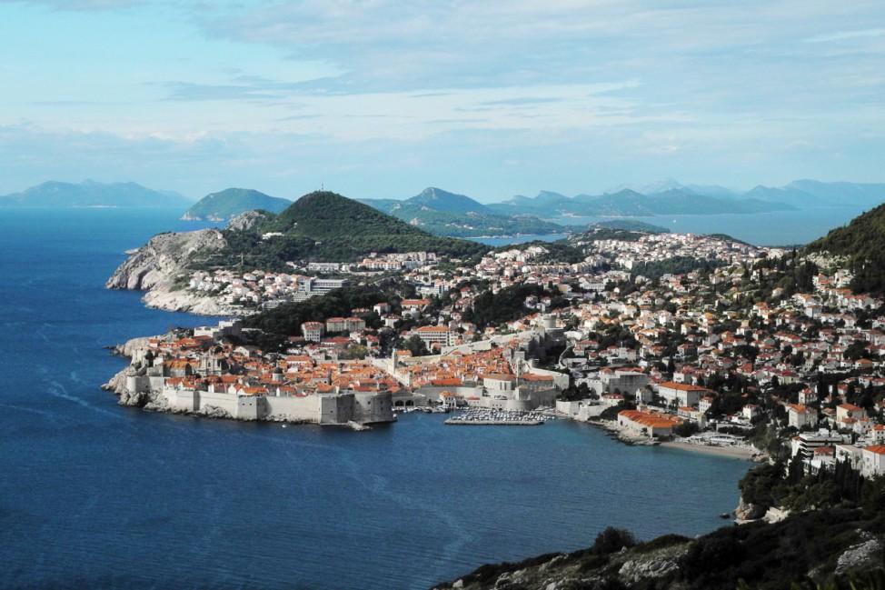 Narben hinter Glas - Über die traurige Schönheit Dubrovniks