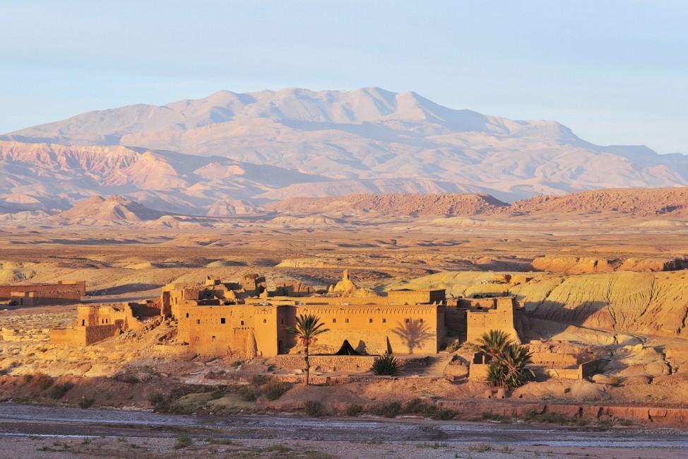 "Aït-Ben-Haddou, Marokko, ""Game of Thrones""-Drehort"