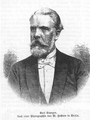 Pauschalreise anno 1893: Carl Stangen, Leibniz-Institut für Länderkunde e.V.