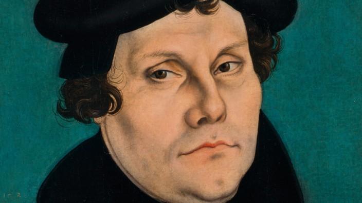Lucas Cranach Lutherbildnis Coburg