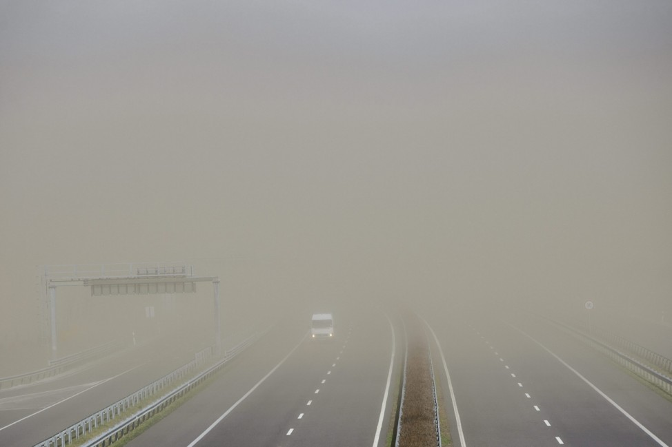 Sanstorm hits Hungary