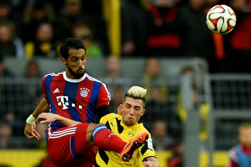 Borussia Dortmund v FC Bayern Muenchen - Bundesliga