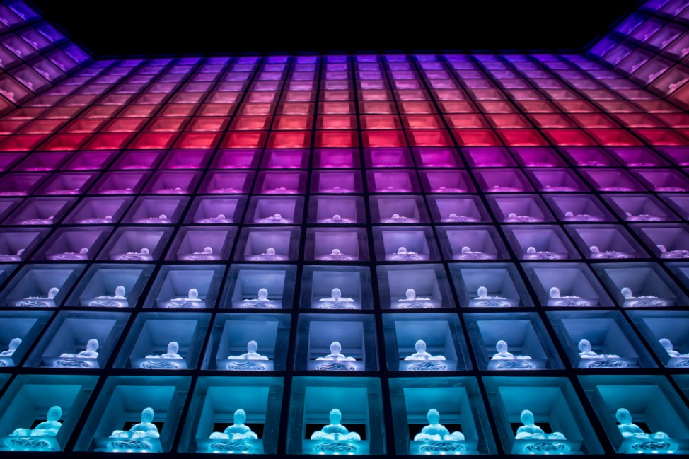 Buddhist Temple Offers High-tech Death Care In Japan