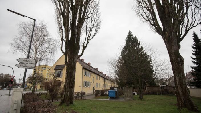 Wohnblock Bad-Schachener-Straße