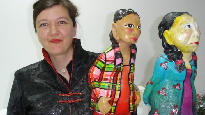 Hilo Fuchs Künstlerin München, Grafing