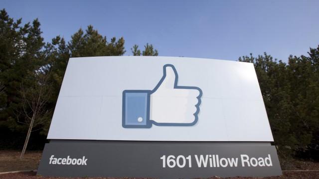 Facebook-Zentrale in Menlo Park
