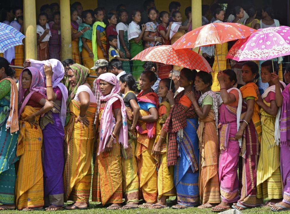 Bodoland Territorial Area District elections