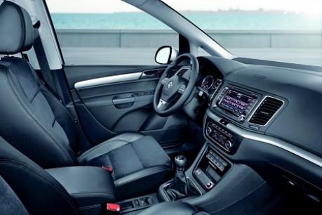 Genf 2010: VW Sharan
