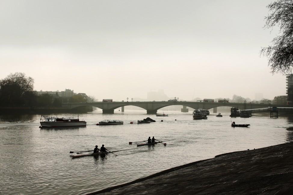 University Boat Race - Tideway Week