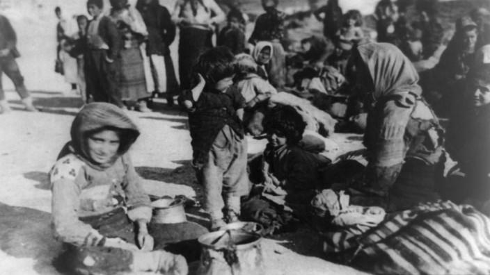 Genozid An Armeniern Politik Sz De