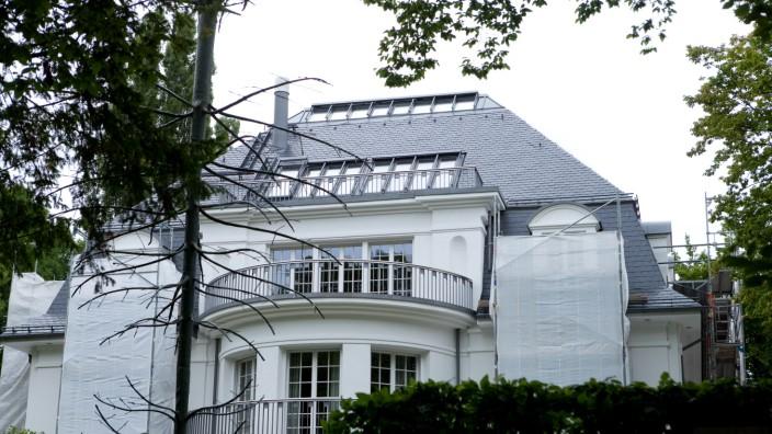 Thomas Mann Villa in Bogenhausen Ð Thomas Mann Allee 10