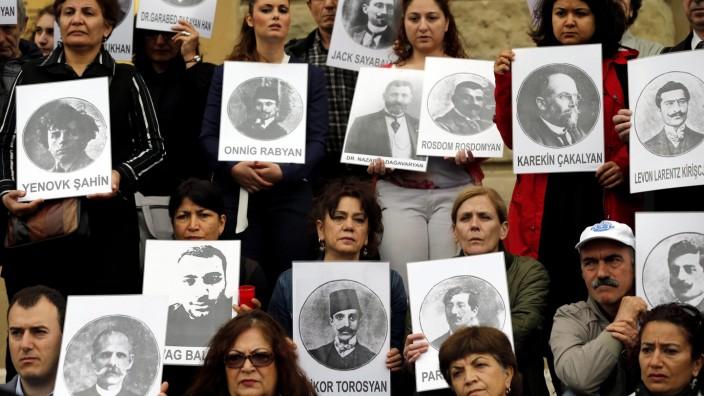 Gedenken an Völkermord an Armeniern