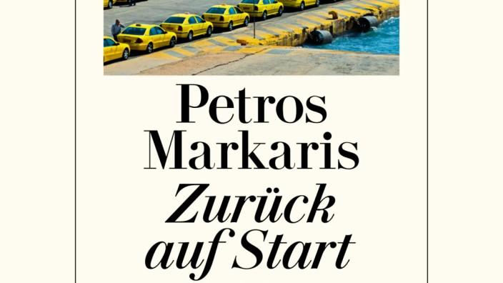 """Petros Markaris: """"Zurück auf Start"""""""