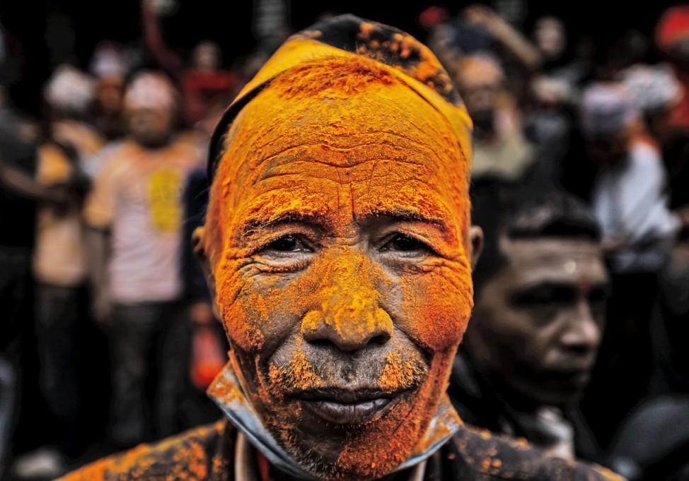 Bisket Jatra Festival in Thimi