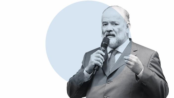 "Korruptionsskandal: ""Alle Parteispenden waren legal"" João Vaccari Neto."