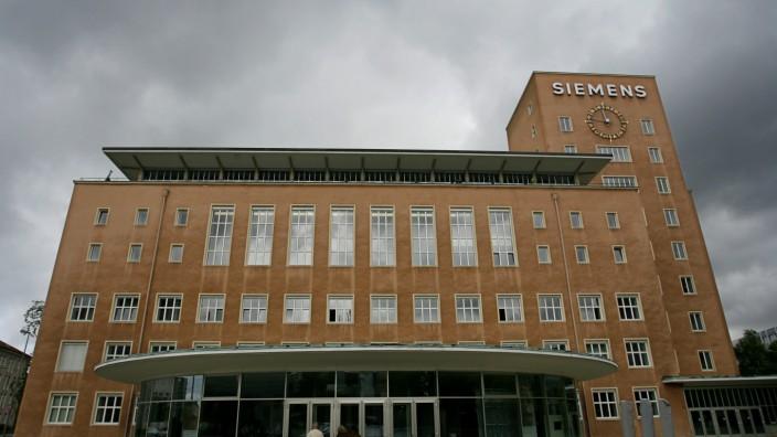 Siemens Erlangen