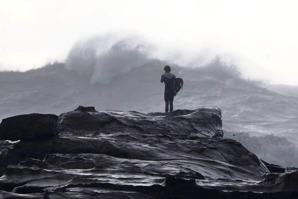 BESTPIX - Severe Storm Continues To Lash New South Wales