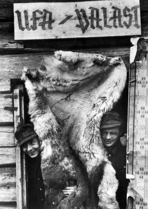 Zweiter Weltkrieg: R¸ckzug deutscher Truppen in Nord-Norwegen, 1944-1945; Ostfront WW2