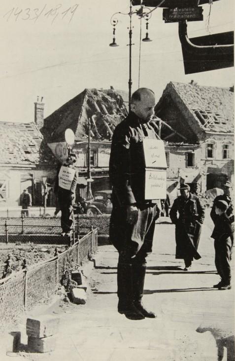 Ermordung von WiderstandskâÄ°mpfern; Ostfront WW2