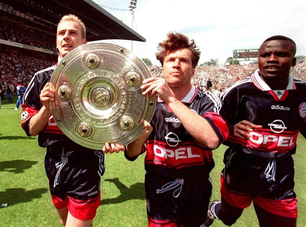 BAYERN MUENCHEN DEUTSCHER MEISTER 1997; Bayern-Meister