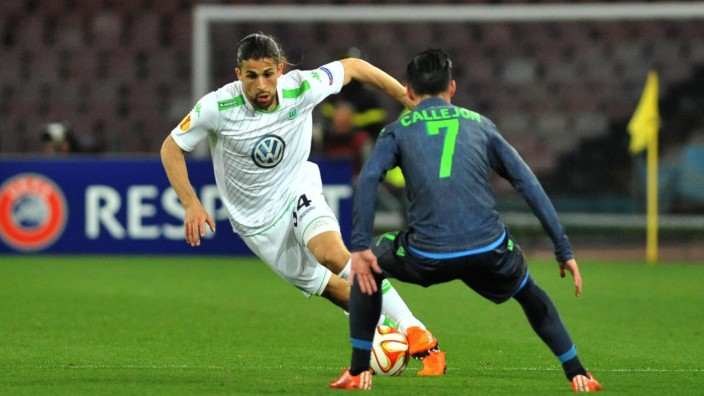 Napoli vs Wolfsburg