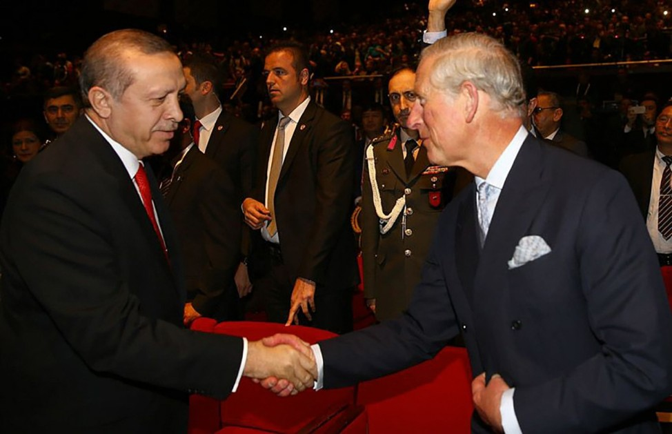 The Prince Of Wales & Prince Harry Attend Services To Commemorate The Centenary Of The Gallipoli Campaign & Anzac Day In Turkey
