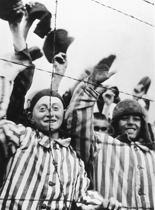 Liberation du camp de Dachau