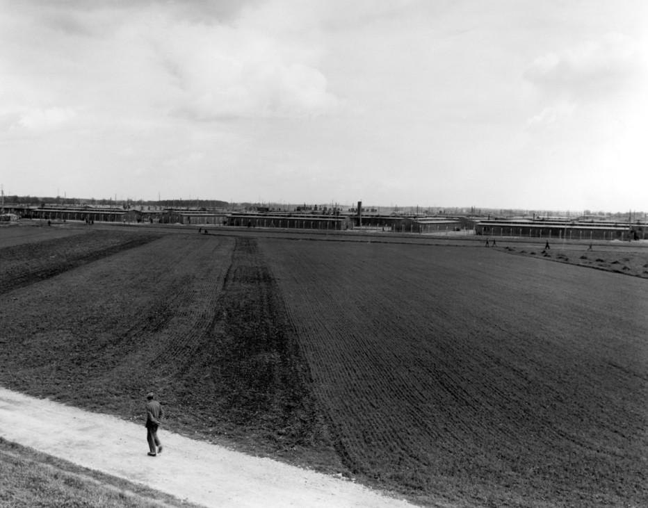 KZ Dachau, 1945