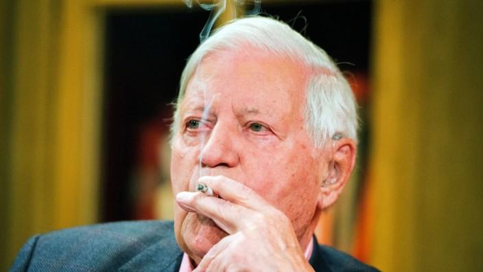 Helmut Schmidt bei 'Menschen bei Maischberger'