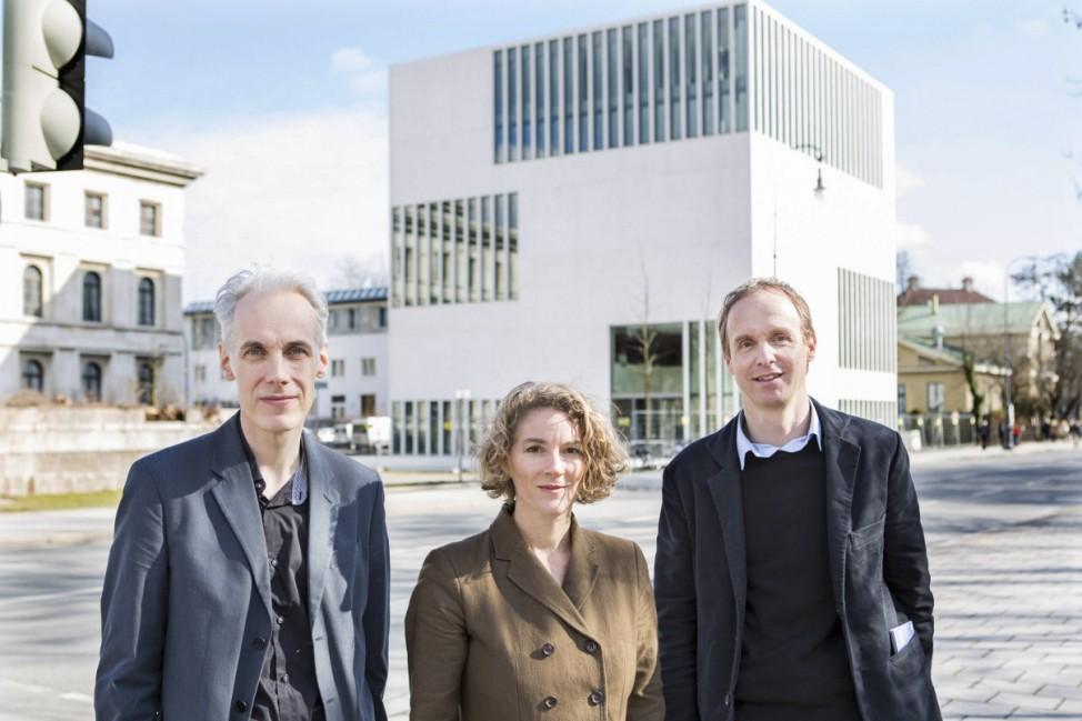Das NS Dokumentationszentrum in München ist ab 1 Mai 2015 für Besucher geöffnet Foto vom 26 02 201