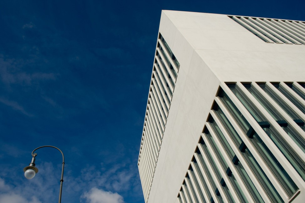 Neubau NS-Dokumentationszentrum in München