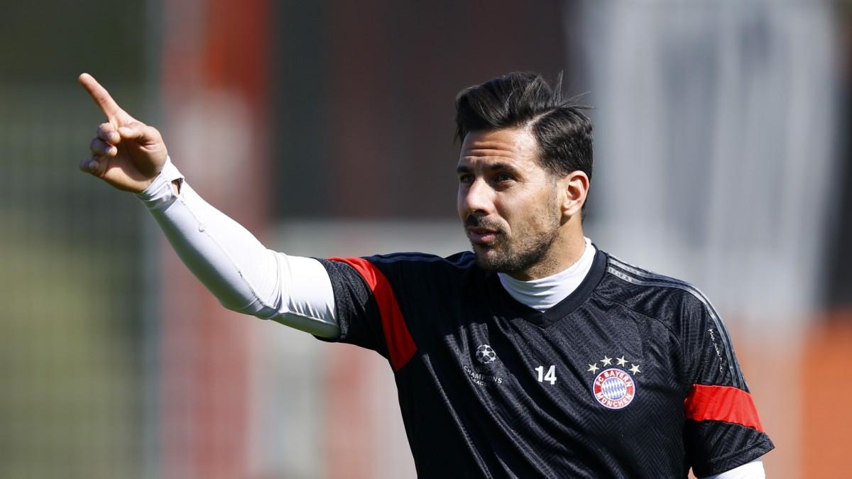 Pizarro kann sich Job bei Bayern vorstellen