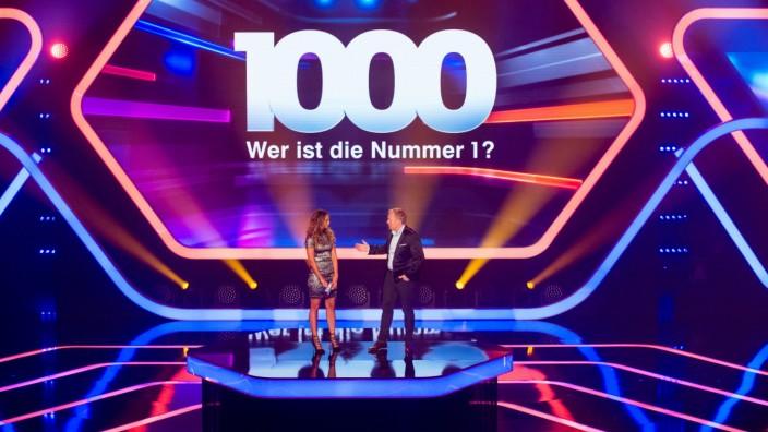 1000 - Wer ist die Nummer 1?