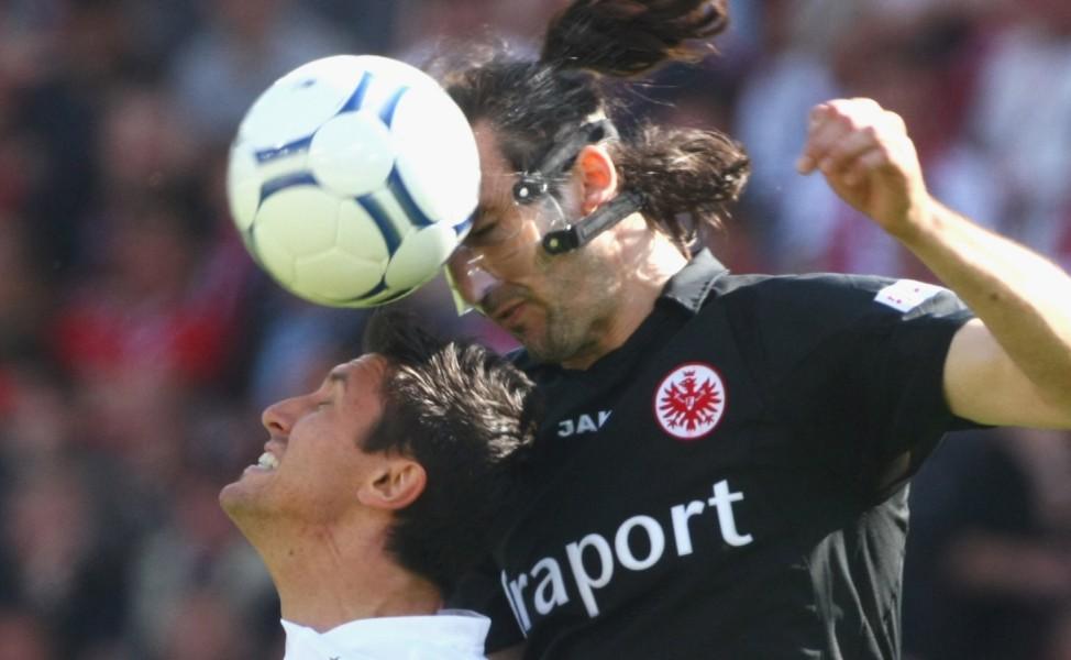 VfB Stuttgart v Eintracht Frankfurt - Bundesliga; Kyrgios