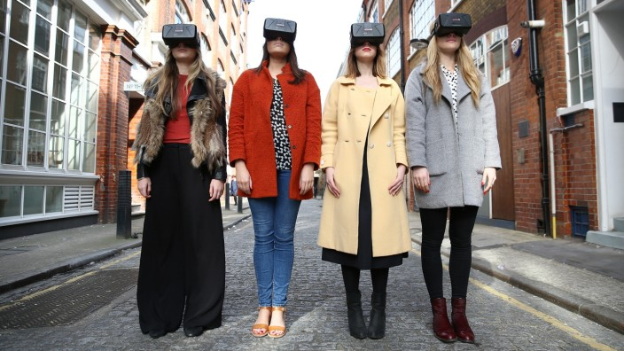 Westfield Introduce World-First Oculus Rift Virtual Reality Ahead Of 'Future Fashion' Event