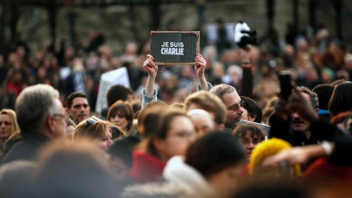 Je suis Charlie; Paris